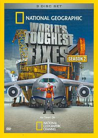 World's Toughest Fixes:Season Two - (Region 1 Import DVD)