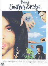 Graffiti Bridge - (Region 1 Import DVD)