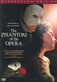 Phantom of the Opera - (Region 1 Import DVD)