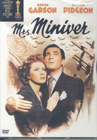 Mrs. Miniver - (Region 1 Import DVD)