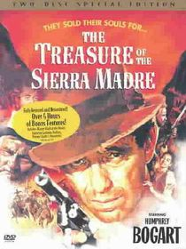 Treasure of the Sierra Madre - (Region 1 Import DVD)