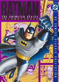 Batman:Animated Series Vol 3 - (Region 1 Import DVD)