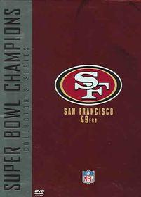 NFL Super Bowl Collection: San Francisco 49ers - (Region 1 Import DVD)