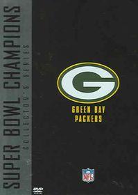Nfl Super Bowl Collection:Green Bay - (Region 1 Import DVD)