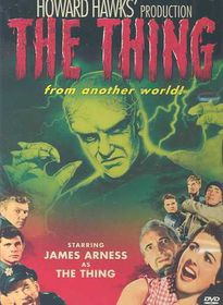 Thing from Another World - (Region 1 Import DVD)