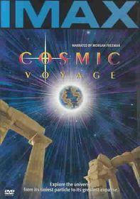 Cosmic Voyage - (Region 1 Import DVD)