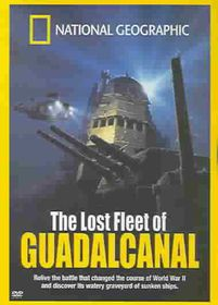 Lost Fleet of Guadalcanal - (Region 1 Import DVD)
