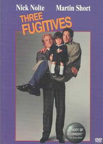 Three Fugitives - (Region 1 Import DVD)