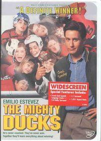 Mighty Ducks - (Region 1 Import DVD)