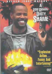 Low Down Dirty Shame - (Region 1 Import DVD)