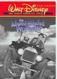 Absent Minded Professor - (Region 1 Import DVD)