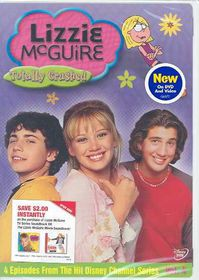 Lizzie Mcguire:Totally Crushed - (Region 1 Import DVD)