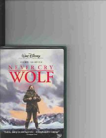 Never Cry Wolf - (Region 1 Import DVD)