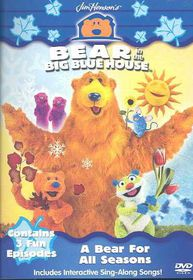 Bear in the Big Blue House:Bear for - (Region 1 Import DVD)
