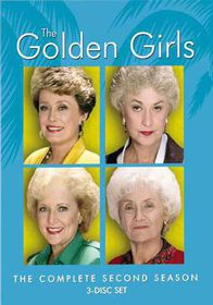 Golden Girls:Season Two - (Region 1 Import DVD)
