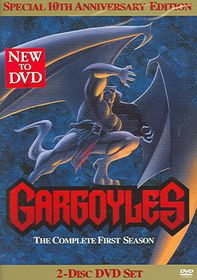 Gargoyles:Season One - (Region 1 Import DVD)