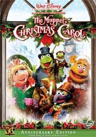 Muppet Christmas Carol - (Region 1 Import DVD)