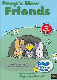 Peep's New Friends - (Region 1 Import DVD)