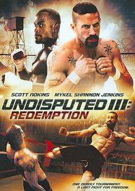 Undisputed III:Redemption - (Region 1 Import DVD)