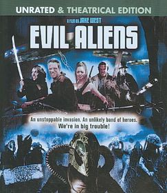 Evil Aliens - (Region A Import Blu-ray Disc)
