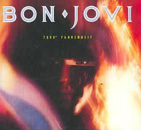 bon Jovi - 7800 Fahrenheit : Special Edition (CD)