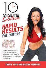 10 Minute Solution:Rapid Results Fat - (Region 1 Import DVD)