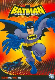 Batman:Brave and the Bold S1 P1 - (Region 1 Import DVD)