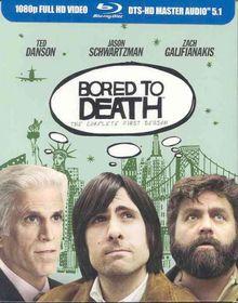 Bored to Death:Season 1 - (Region A Import Blu-ray Disc)