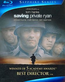 Saving Private Ryan - (Region A Import Blu-ray Disc)
