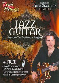 Jazz Guitar - (Region 1 Import DVD)