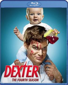 Dexter:Complete Fourth Season - (Region A Import Blu-ray Disc)