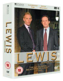 Lewis: Series 4 - (Import DVD)