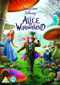 Alice in Wonderland (2010) - (Import DVD)