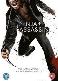 Ninja Assassin - (Import DVD)
