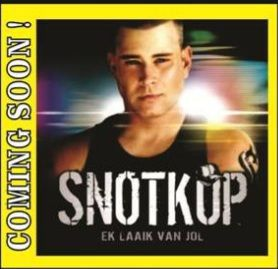 Snotkop - Ek Laaik Van Jol (CD)