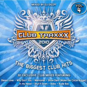 Club Traxxx - Vol.4 - Various Artists (CD)