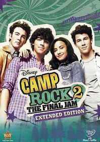 Camp Rock 2:Final Jam Extended Ed - (Region 1 Import DVD)