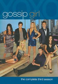 Gossip Girl:Complete Third Season - (Region 1 Import DVD)