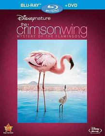 Disneynature:Crimson Wing the Mystery - (Region A Import Blu-ray Disc)