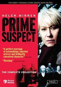 Prime Suspect:Complete Collection - (Region 1 Import DVD)