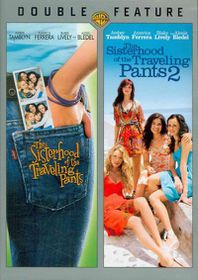 Sisterhood of the Traveling Pants 1&2 - (Region 1 Import DVD)