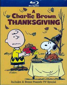 Charlie Brown Thanksgiving - (Region A Import Blu-ray Disc)