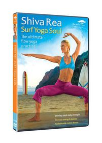 Shiva Rea: Surf Yoga Soul - (Import DVD)