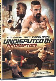 Undisputed III: Redemption- (DVD)