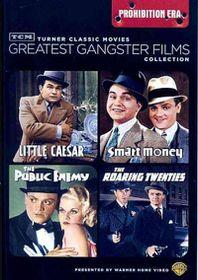 Tcm Classic Films:Gangsters Prohibiti - (Region 1 Import DVD)