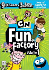 Cartoon Network: Fun Factory 1 (PC)