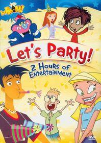 Let's Party - (Region 1 Import DVD)