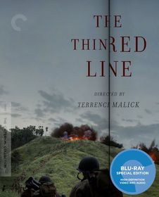 Criterion Collection: Thin Red Line / (Ws Spec) - (Australian Import Blu-ray Disc)