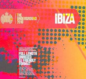 Ministry Of Sound - Underground Ibiza 2010 (CD)