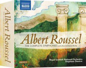 Roussel: Complete Symphonies - Complete Symphonies (CD)